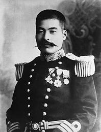広瀬武夫(軍服)