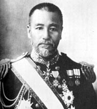 東郷平八郎(57歳ごろ)