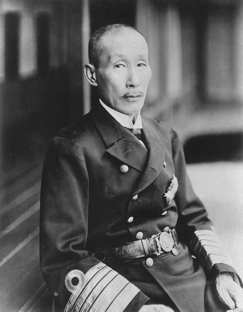 加藤友三郎(晩年)