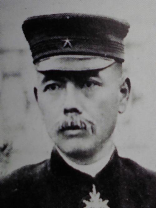 藤井茂太(軍服)の写真