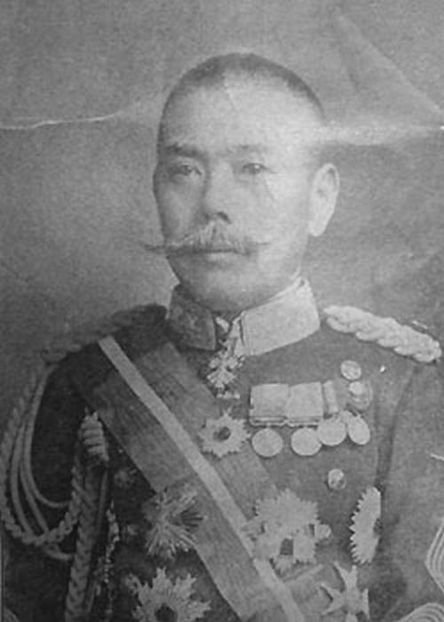 藤井茂太少将(日露戦争陸軍 第1...