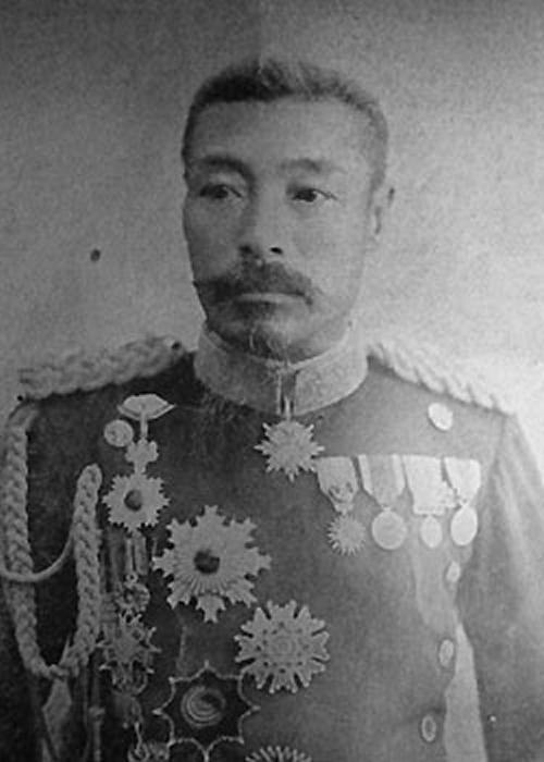 奥保鞏大将(日露戦争陸軍 第2軍...